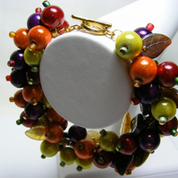 Fruity Berry Bracelet