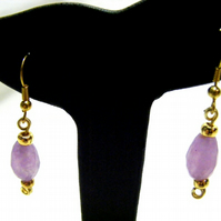Quartzite Gemstone Earrings