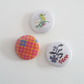 Badge selection pack of 3