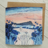 Greeting card - Winter Light