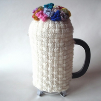 Cafetiere / Coffee Pot Cosy, FREE P&P