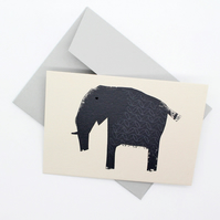 Elephant Note Cards. Children's Party Invites. Thank You Cards. Baby Annoucement