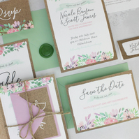 Wedding Invitation Suite -Florence Wedding Range