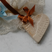 Personalised Bridesmaid gifts in Ceramic