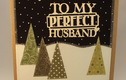 Christmas Cards with a Difference for your Husband