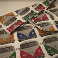 Campervan Shopping Bag