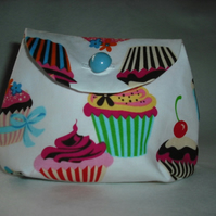 Cup Cake Coin Purse