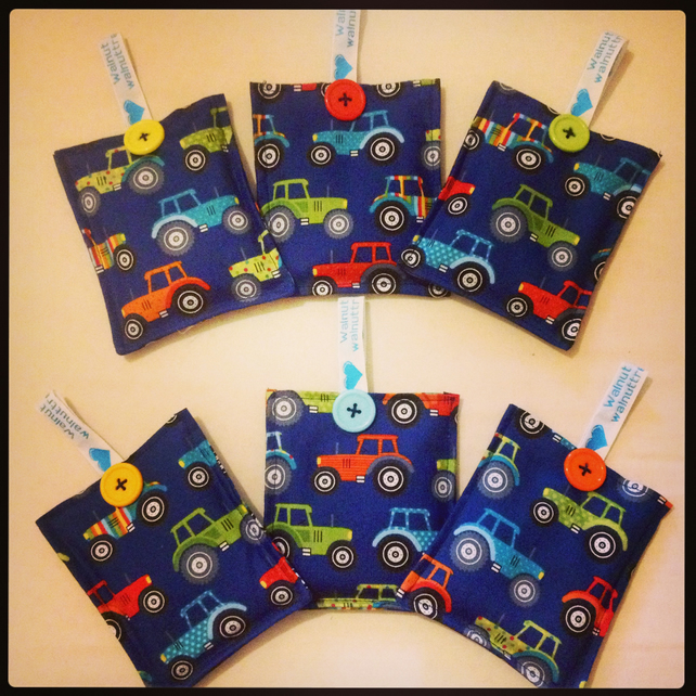Tractor Lavender Sachets