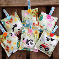 Farmyard Animal Lavender Sachets