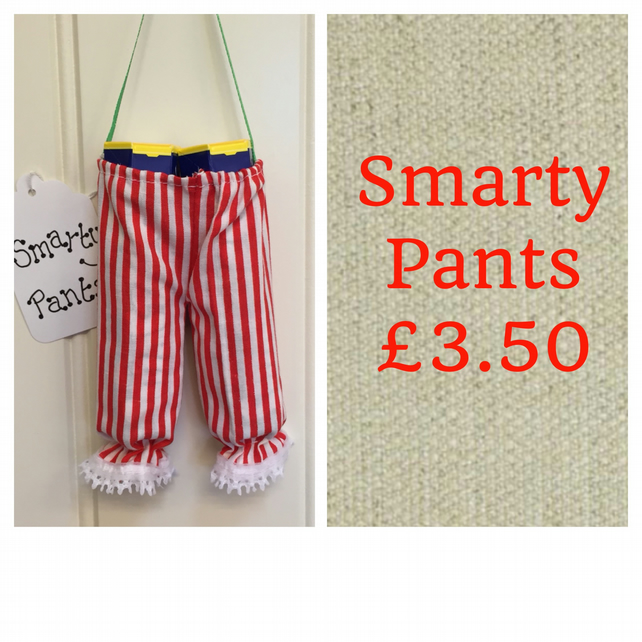 Smarty Pants Christmas Decoration