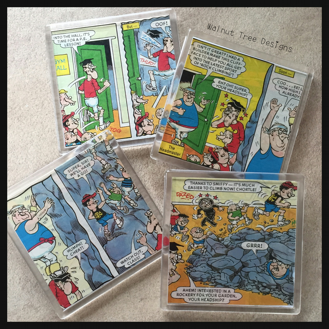 Bash Street Kids Coasters