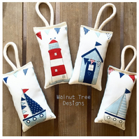 Nautical Lavender Sachet