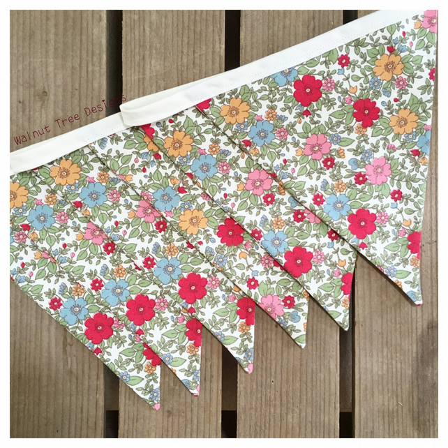Rose & Hubble Bunting