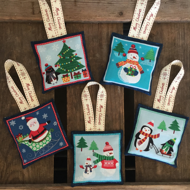 Winter Wonderland Lavender Sachet