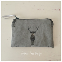 Stag Coin Purse