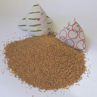crushed walnut shells for filling pincushions