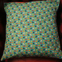 "Pretty bird cushion cover 16""x16"""