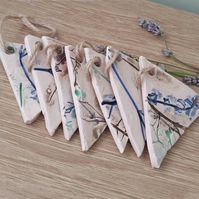 Countryside Ceramic Bunting