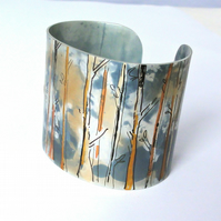 Amonst the trees cuff