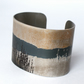 Winter landscape cuff