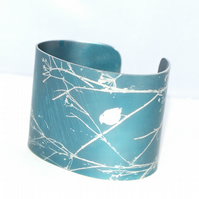 Little sparrow poetry cuff