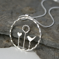 Little meadow necklace