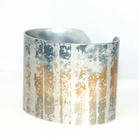 Into the woods cuff