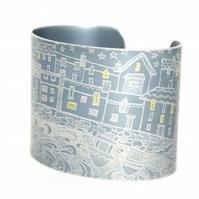 Fishing village cuff