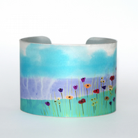 SLIGHT SECOND 40% OFF - Summer landscape cuff