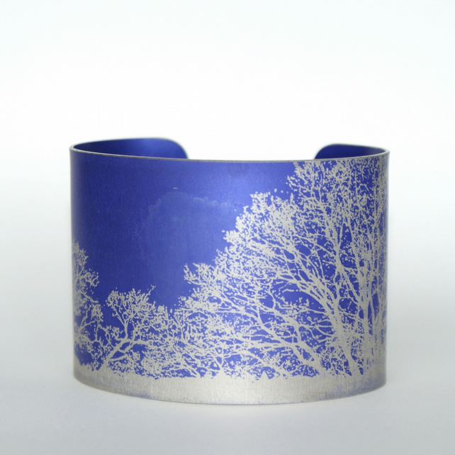 SLIGHT SECOND 40% OFF - Branches cuff