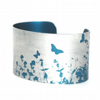 Summer hedgerow cuff narrow
