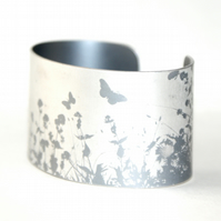 Summer hedgerow cuff narrow grey