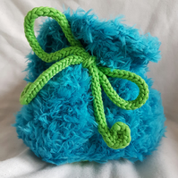 Cookie Monster Chalk Bag