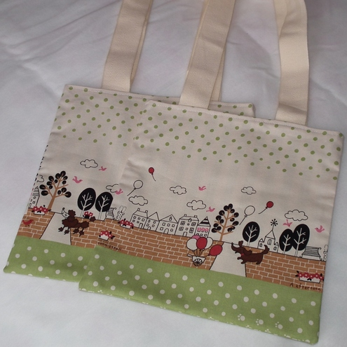 Kids Tote / Shoulder Bag