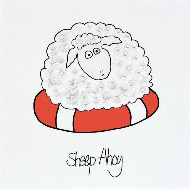 sheep ahoy