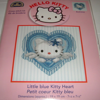 SALE Hello Kitty Cross Stitch Kit