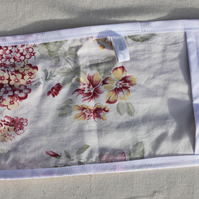 Mini kids toy oven gloves Floral