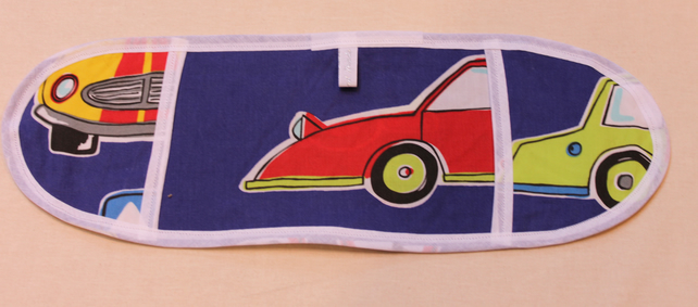 Traffic kids mini toy oven gloves