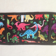 Dinosaur toy mini oven gloves