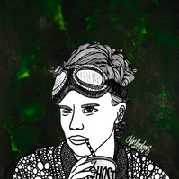 Holtzmann --- Original Artwork