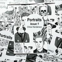 Zine --- Portraits: Issue 1