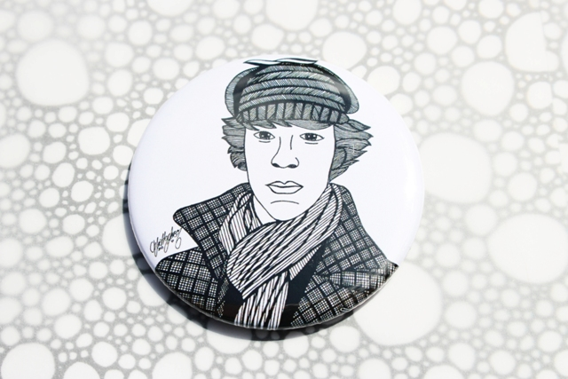 Sherlock --- Pocket Mirror