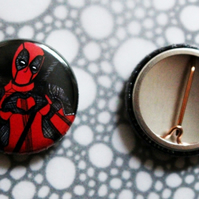 Badge Pin --- Deadpool
