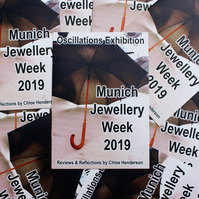 Zine --- Munich Jewellery Week 2019