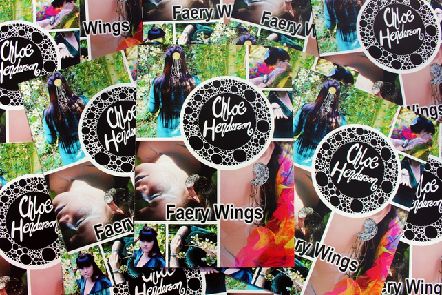 Zine --- Lexicon Creatures: Faery Wings