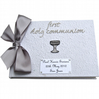Personalised First Holy Communion Book