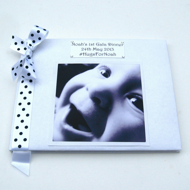 Photograph Guest Book for Any Occasion