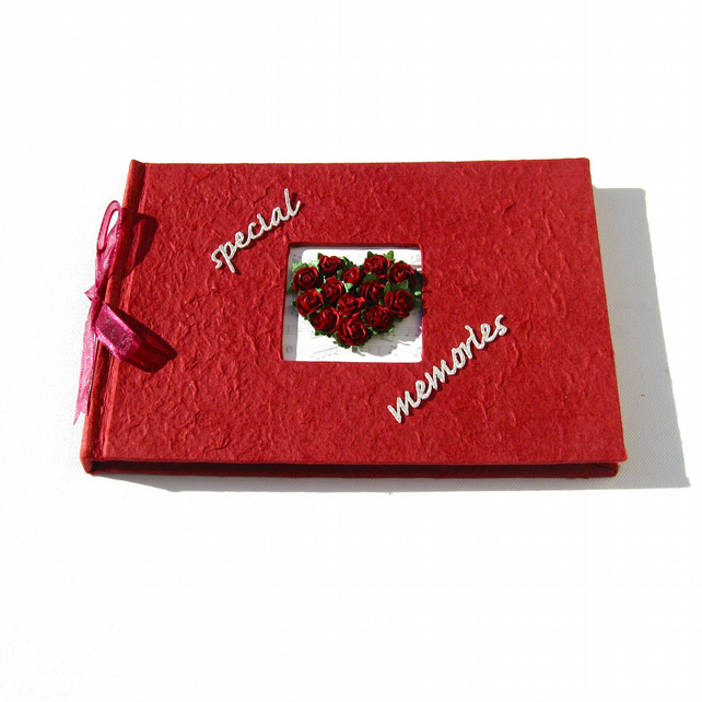 Sale! Red Guest Book