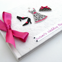 Wedding Planner Book - Pink