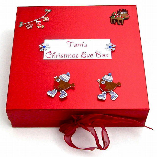 christmas eve surprise box for adults